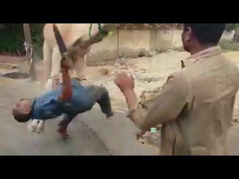 Camel Qurbani Gone Terribly Wrong Eid Ul Azha