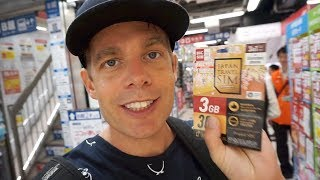 HOW TO BUY A SIM CARD IN JAPAN - IT'S NOT WHAT YOU THINK!