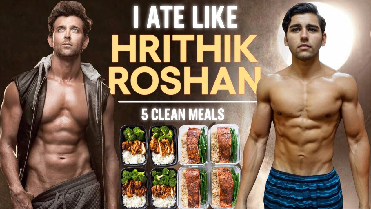 Download I Ate Like Hrithik Roshan For A Day