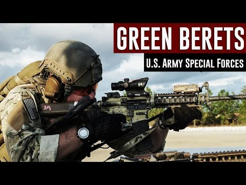 Green Berets 2019 / US Army Special Forces