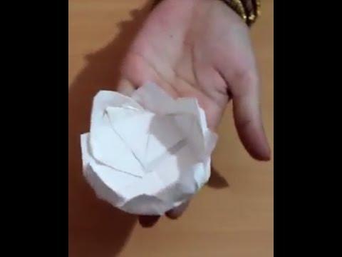 DIY - Paper Bowl   How to make paper bowl
