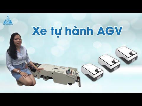 Xe tự hành AGV | Giải pháp chuyển hàng tự động - Automation Guided Vehicle