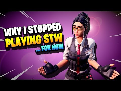 Why Creators are burned out in Fortnite Save the World