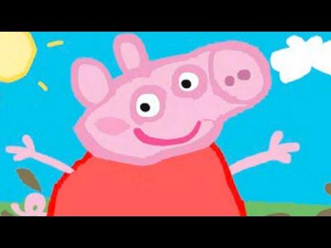 Peppa pig ahora en verdad muere youtube - Peppa cochon a la plage ...