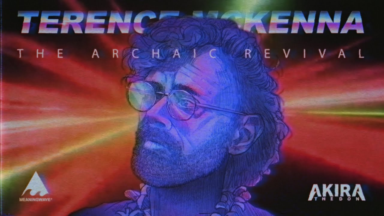 Terence mckenna the archaic revival