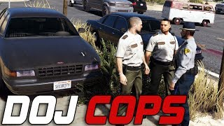Dept. of Justice Cops #237 - Security Duo (Criminal)