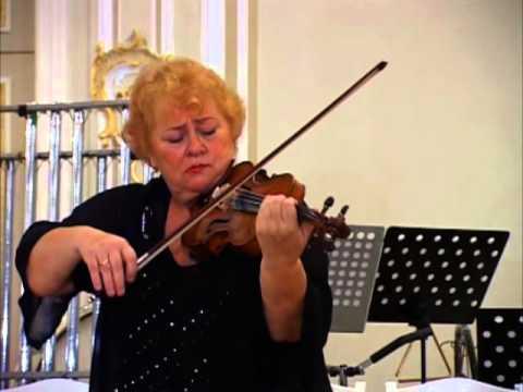 Solo Violin Sonata-Bela Bartok/Dora Schwarzberg