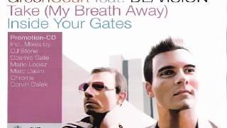 Green Court feat. De/Vision - Take (My Breath Away)(CJ Stone Remix)