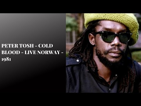 Peter Tosh - Cold Blood Live Norway, 1981