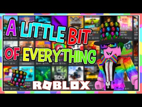 A LITTLE BIT OF EVERYTHING - Roblox Livestream (Playing many games on Roblox) [IGN: BerryFunChannel]