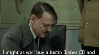 Hitler finds out Dimebag Darrell