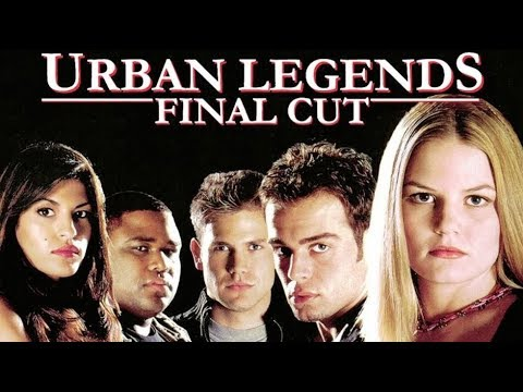MOVIE : Urban Legends: Final Cut 2000