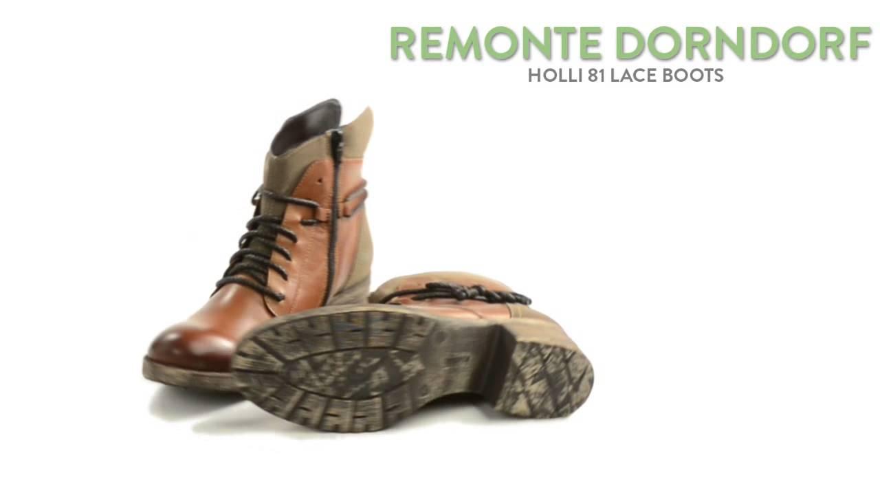 nouvelle arrivee d0bce b4f67 Remonte Dorndorf Holli 81 Lace Boots (For Women)