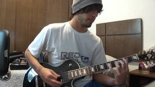 Extol - Nihilism 2002 guitar cover
