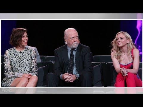 'The Walking Dead' Cast Reacts To Scott Wilson's Death