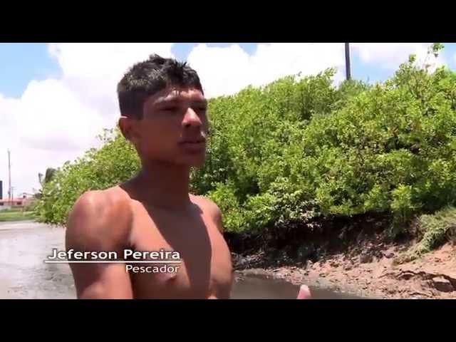 Trailler JAGUARIBE - O rio das onças