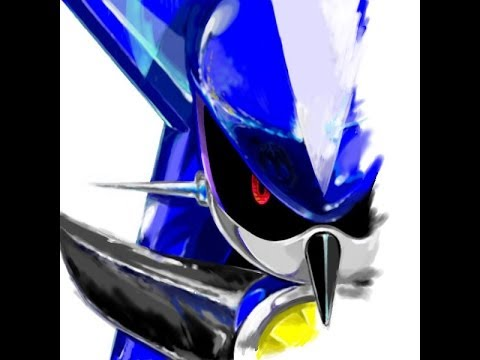 Sonic The Hedgehog Voice Clips - Neo Metal Sonic HD + Download