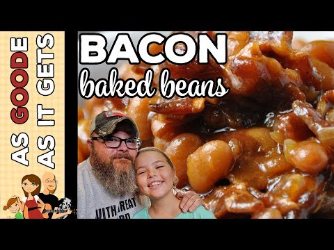 Crockpot Bacon Baked Beans