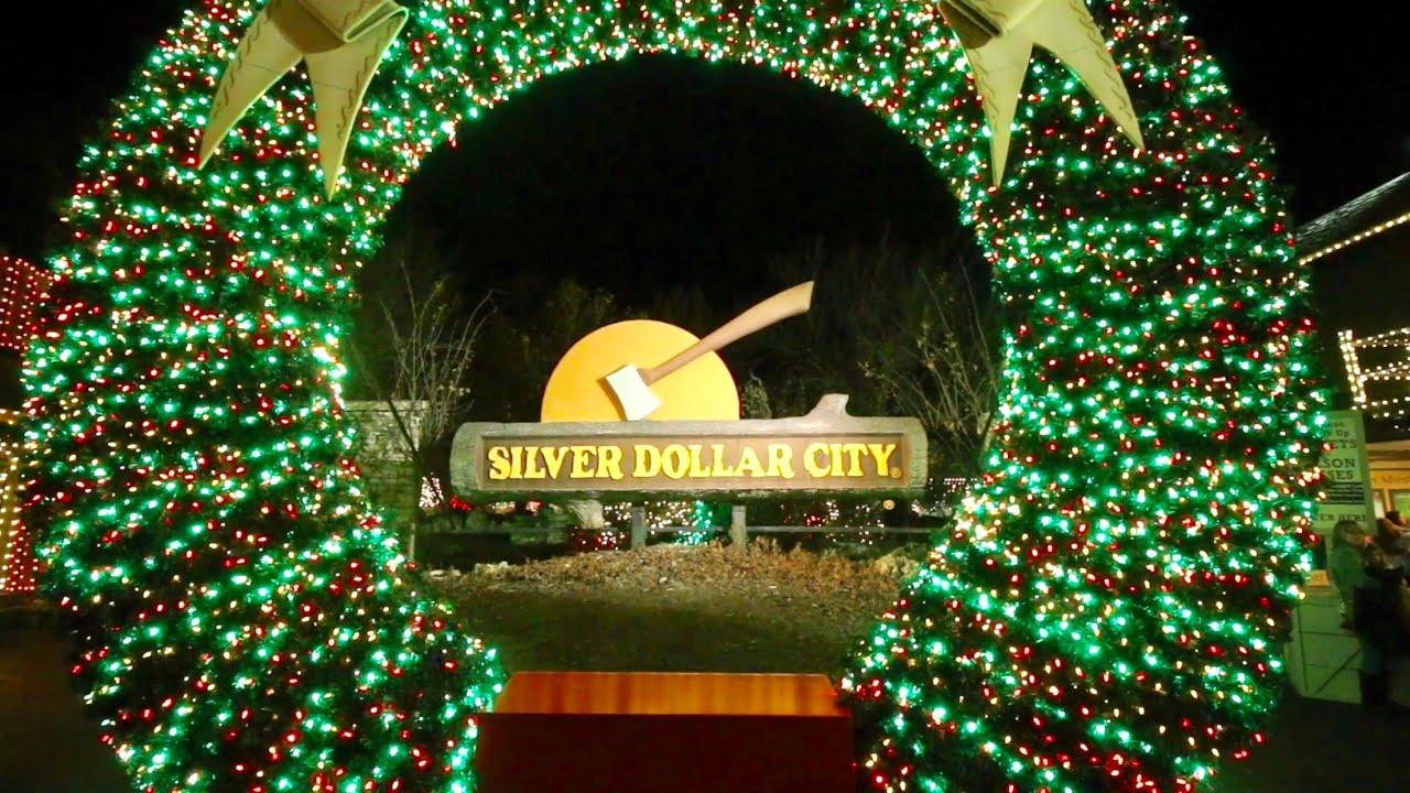 Silver Dollar City Christmas.Silver Dollar City Christmas In Midtown 2018 Most Illuminated Park On Earth 6 5 Million Lights
