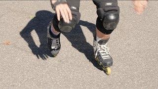 2 Rollerblade Tricks | Roller-Skate