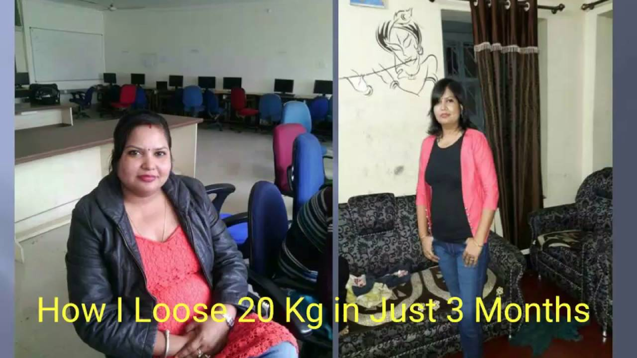 How to lose weight in 3 months at 10, 15, 20 kg at home