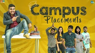 Campus Placements | Chill Maama || Tamada Media
