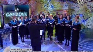 """""""La Canzone Di Noi"""" - Il Coro """"Rorate Coeli Desuper"""" Di Lamezia Terme (VV)"""