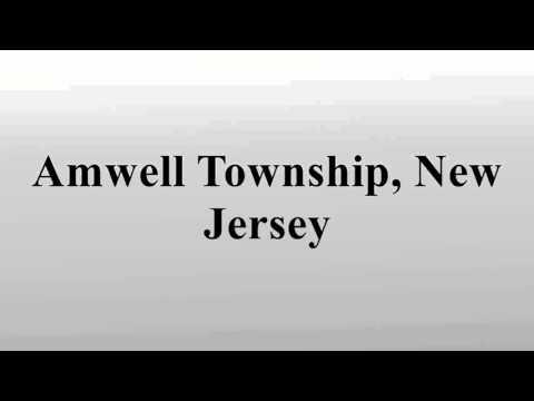 Amwell Township, New Jersey