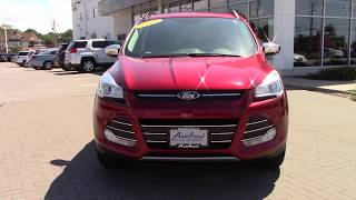 2016 Ford Escape - Used SUV For Sale - Parma, Ohio