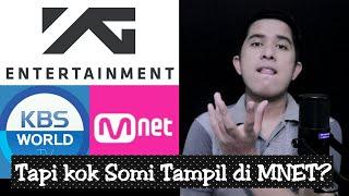 Kenapa 'YG Entertainment' Gak Akur Sama MNET & KBS? Mari Kita Bahas ~