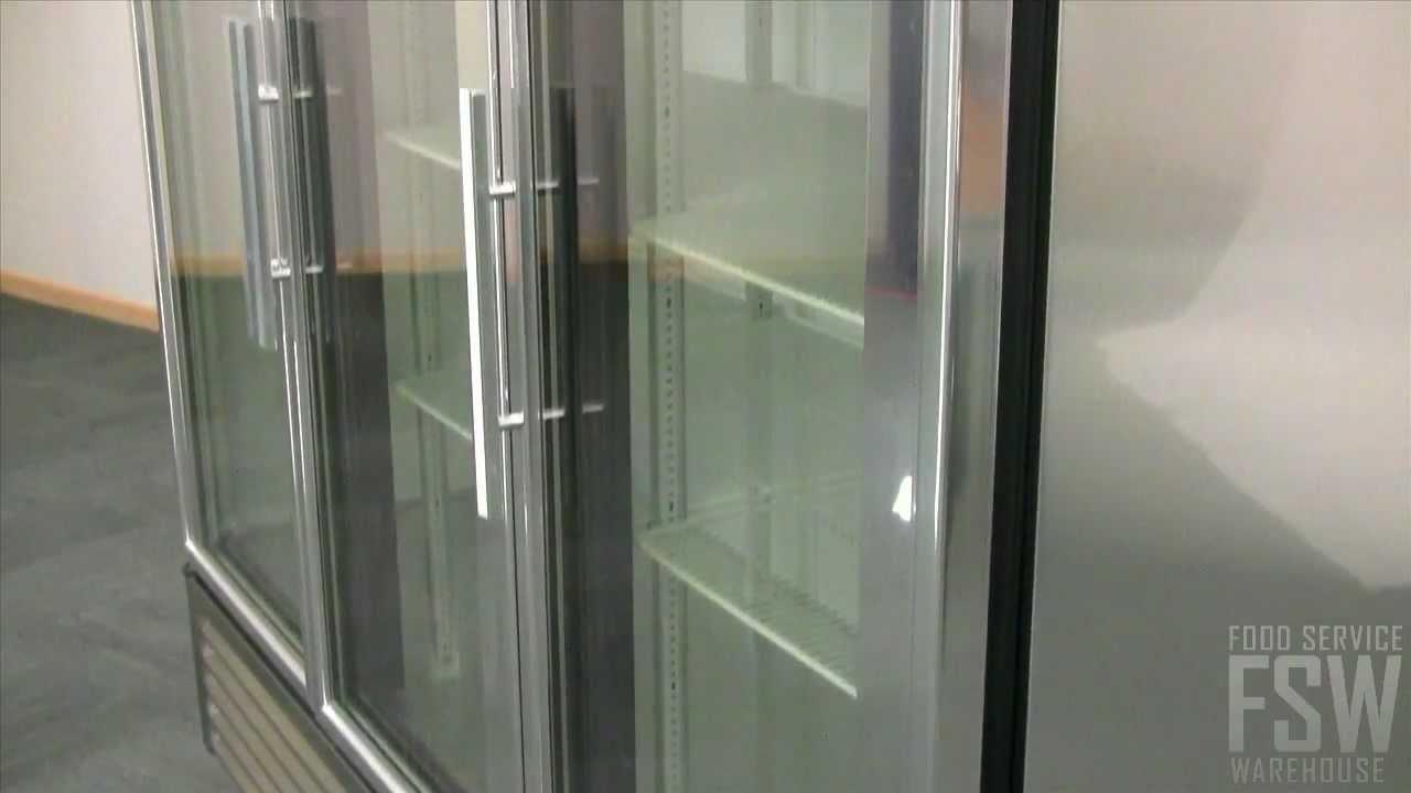 True glass door reach in freezer video t 72fg youtube true glass door reach in freezer video t 72fg planetlyrics Choice Image