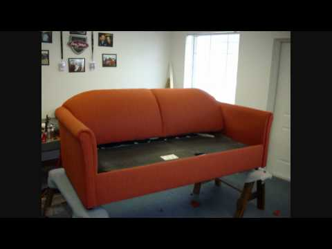 Danny's Upholstery in Virginia Beach Home and Office Video