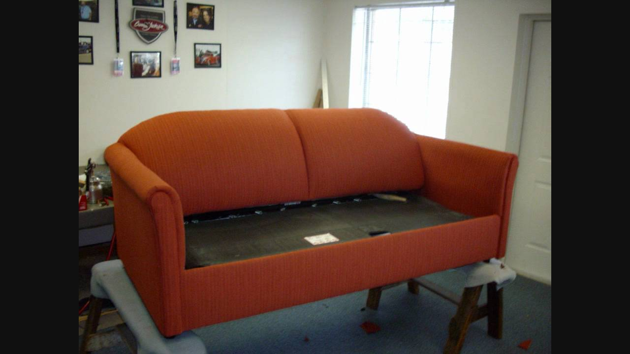 Danny S Upholstery In Virginia Beach Home And Office Video Youtube