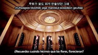 T-ARA - NUMBER NINE MV [Sub Español + Hangul + Romanizacion]