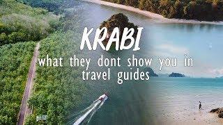 BEST OF KRABI - getting LOST in Krabi