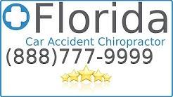Car Accident Chiropractor In West Palm Beach Fl