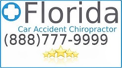 Car Accident Chiropractor In West Palm Beach Fl