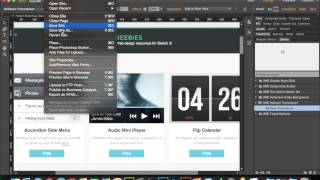 adobe muse cc 2014 tutorial   animated rollover transitions