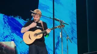 Ed Sheeran - Galway Girl - Dallas - October 27, 2018