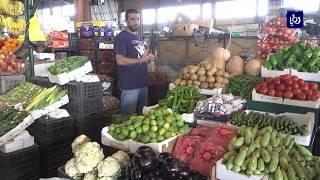 تراجع أسعار المنتجين الزراعيين 5% خلال شهر آيار - (22-7-2018)
