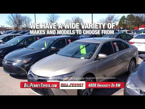 Bill Penney Toyota Used Cars Huntsville Al