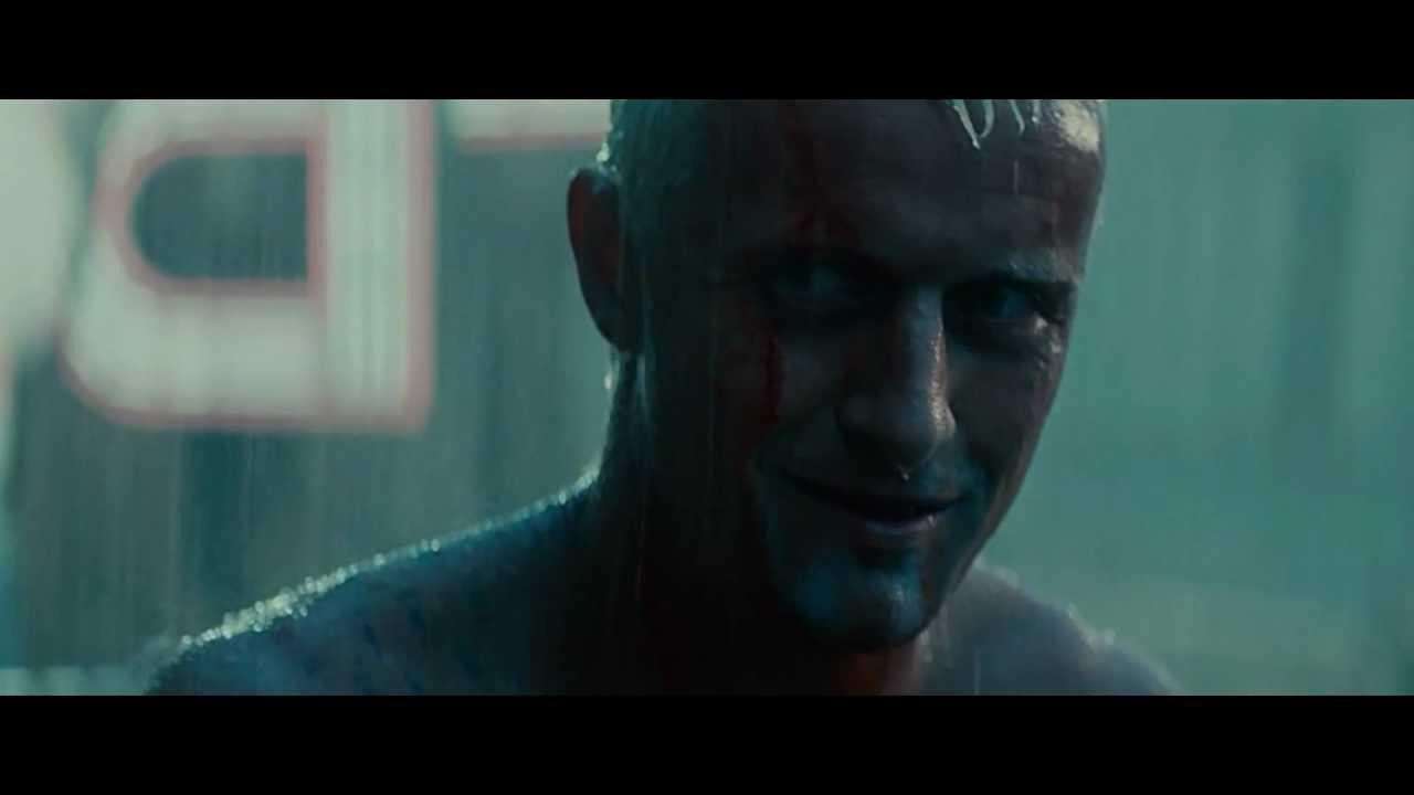 """Blade Runner: """"como lágrimas en la lluvia"""" (HD)"""