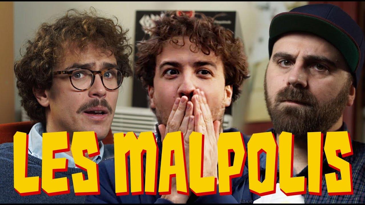 Les Malpolis – Bapt&Gael (feat. Ludovik)