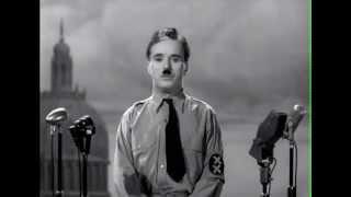 Речь Чарли Чаплина из фильма ''Великий Диктатор