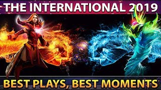The International 2019 - TI9 BEST PLAYS, BEST MOMENTS Closed Qualifiers