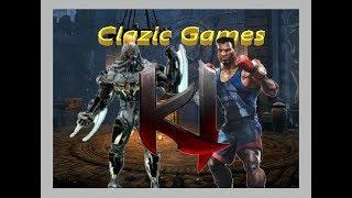 killer instinct 1 arcade PLAYTHROUGH // Clazic Games