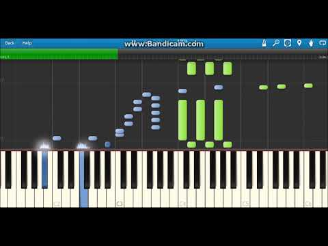けやき坂46 〈ハッピーオーラ〉 piano