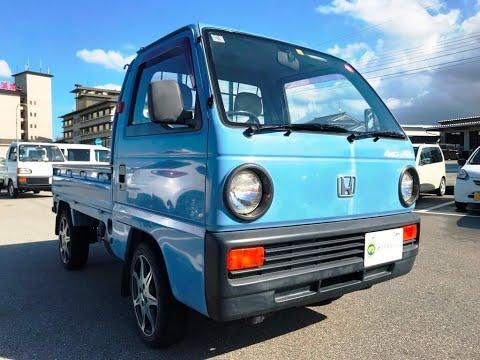 1989 Honda acty truck HA2-1105629 Japanese #Mini Truck For sale Japan #Kei truck Used car vehicle