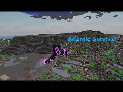 Minecraft Atlantic Survival | A Grinding Start [1]
