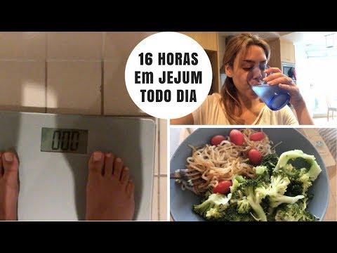 Fiz Intermitente por uma semana, olha quantos kg eu perdi! (eliminando o excesso do fim de ano)